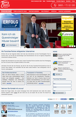 Franchise - Franchisepartnerschaft